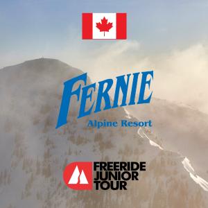 2019 Fernie JEEP Junior Freeski IFSA Junior Regional 2*