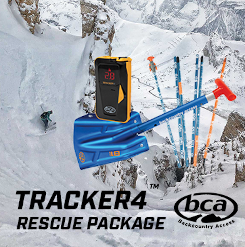 Backcountry Access T4 Rescue Package